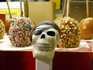 tennessee valley fair candy apples skull