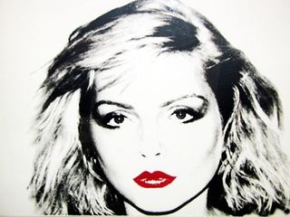 Andy Warhol Debbie Harry Blondie
