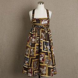 J. Crew library dress