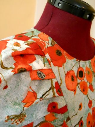 Poppy Pendrell blouse