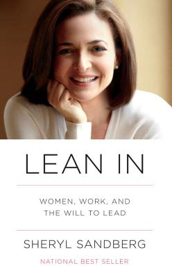Lean In Sheryl Sandberg book cover