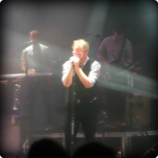 Matt Berninger The National live Cobb Energy Centre Atlanta 9/9/13