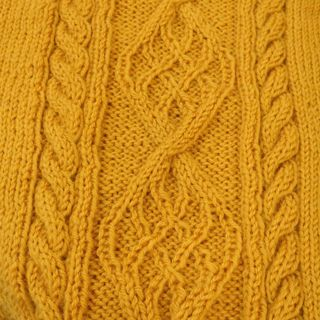 Chuck sweater designed by Andi Satterlund, knit in Classic Elite Liberty Wool